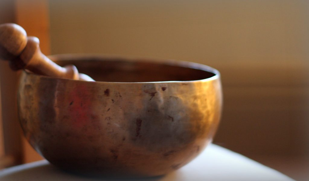 Reiki - Meditation bowl