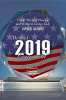 Voted Best Physical Therapist 2019